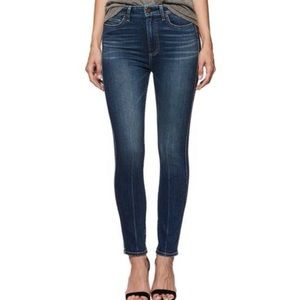PAIGE Peg Ankle Skinny Mid Rise Stretch Size 28